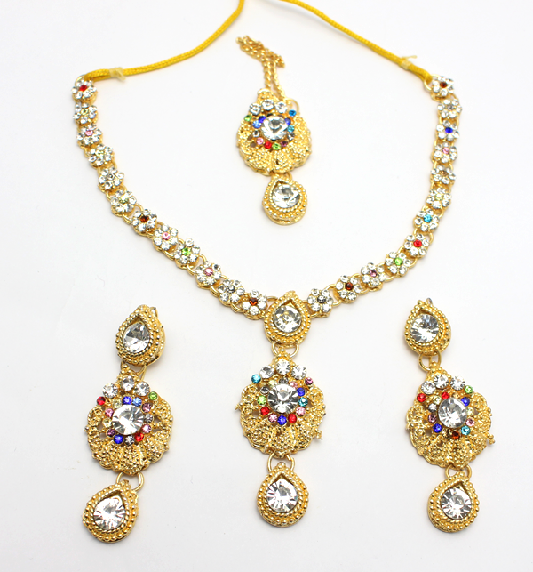 Women Necklace jewelry Set (PS-112)